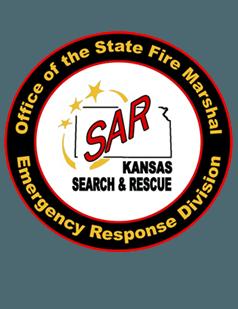 Kansas Search and Rescue Logo