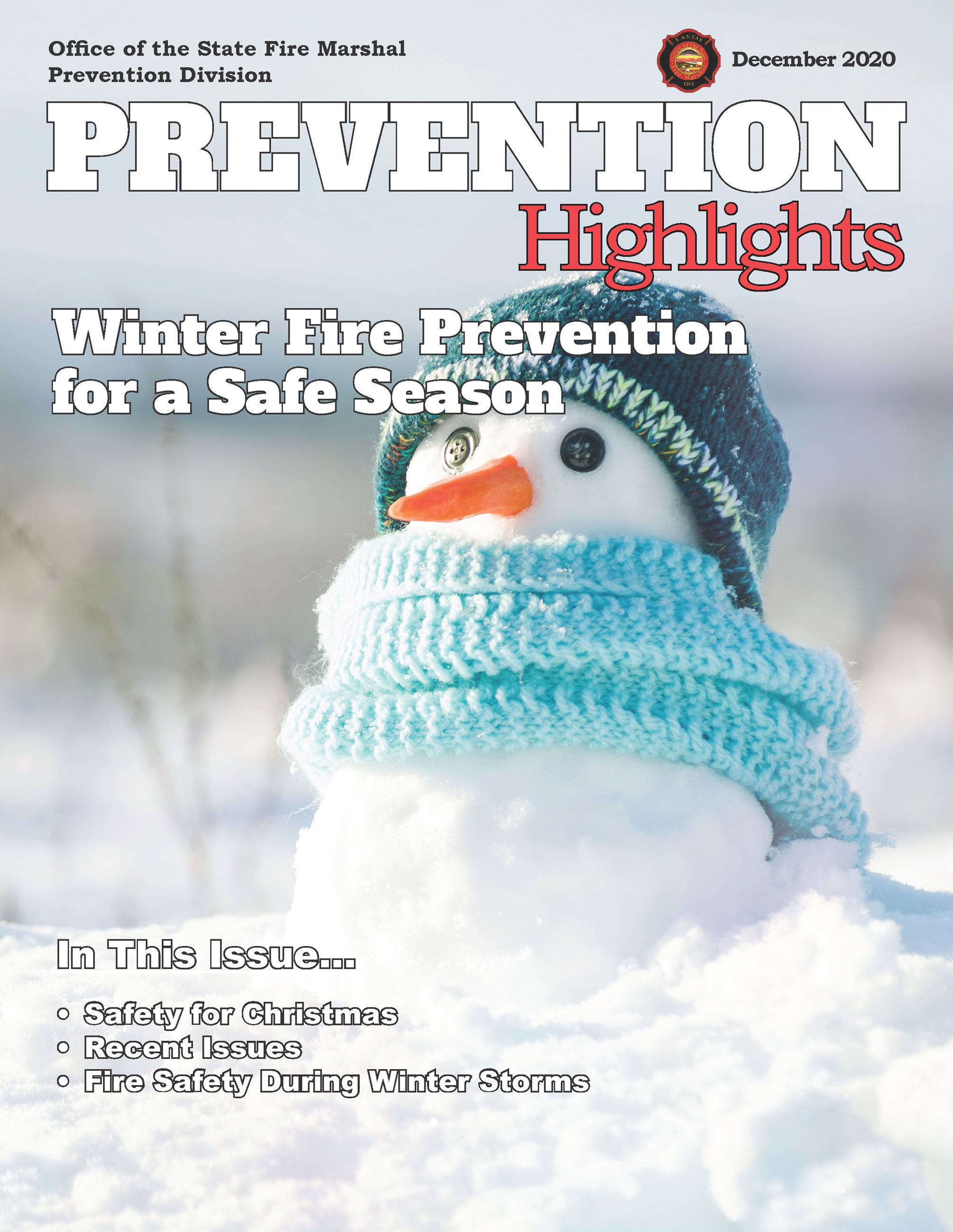 Prevention Cover - December 2020 Opens in new window